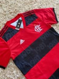 Nova Camisa do Flamengo 2021
