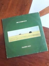LP VINIL  - KIKO ZAMBIANCHI  - QUADRO VIVO - 1986