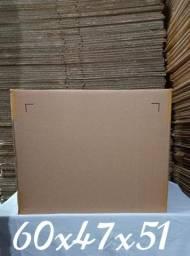 Caixas de papelão / Filme Strech / Fita Adesiva / Plástico bolha
