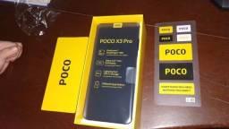 Poço X3 Pro 6GB Ram | 128GB espaço | Novo
