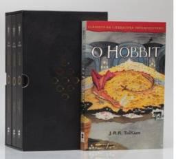 Box: Livros Coleção Completa Senhor dos Anéis Luxo + O Hobbit