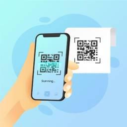 Cartão de visita Virtual (Qr Code)