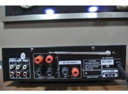 Amplificador novo