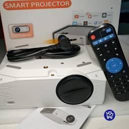 PROJETOR SMART COM TV BOX R$600,00(Entrega Grátis)