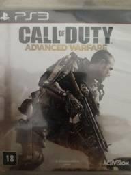 Jogo ps3 call of duty advanced warfare