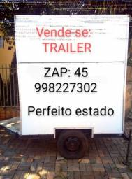 Título do anúncio: Vende-se: TRAILER IMPECÁVEL. R$ 4.800