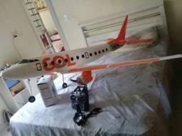 Vendo avião de 2 motores