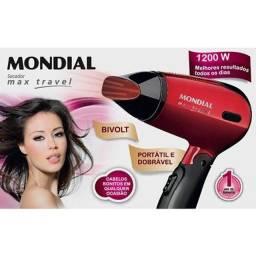 Secador de cabelo Mondial Max travel 1200W BIVOLT