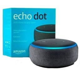 Caixa Alexa Echo Dot Amazon 3 Original - Fazemos Entregas