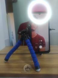 Título do anúncio: ?Super Kit Youtuber /Tiktoker / Streamer Tripé+Ring Light?