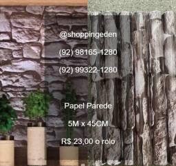 Estilo tijolo papel adesivo de parede novo 5 metros