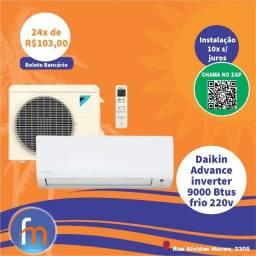 O melhor ar-condicionado do mercado