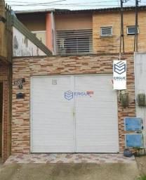Casa com 2 dormitórios à venda, 78 m² por R$ 195.000,00 - Maraponga - Fortaleza/CE