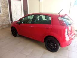 Fiat Punto Essence 1.6 2011 completo +Teto