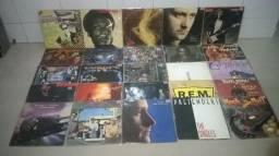 Lp disco de vinil, rock, metal, pop, nac. inter
