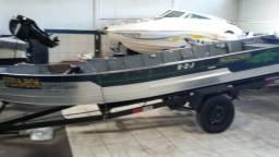 Conjunto barco usado