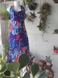 Vestidos de viscose godé ( Entrega gratuita para atacado )