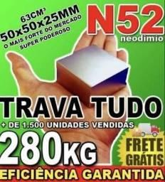 Imã Neodimio N52 (potente)