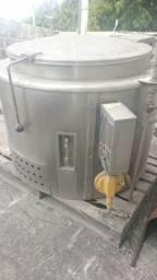 Caldeirao industrial gas 300