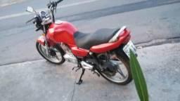 Moto yes Suzuki partida elétrica de leilão - 2000