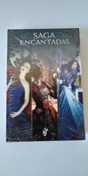 Box Saga Encantadas - 3 livros