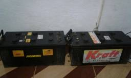 Vendo bateria de caminhão