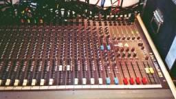 Mesa soundcraft spirit live