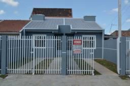 Entrada parcelada - Casas no Rio Bonito/Campo de Santana/Tatuquara - Imobiliaria Pazini