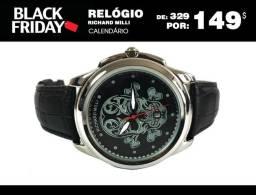 1ce401721cd Relógio Richard Mille Caveira