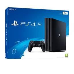 PlayStation 4 PRO 1TB Novo Lacrado