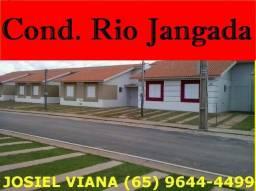 Condomínio Rio Jangada Casa com 2 quartos