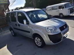Fiat Doblo Attractive 1.4 7 Lugares - 2013