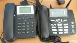 TELEFONES de mesa