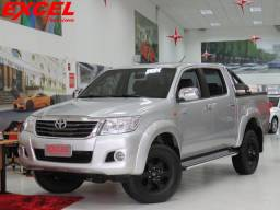 TOYOTA HILUX 2.7 CD SR 4X2 FLEX 2012 - 2012