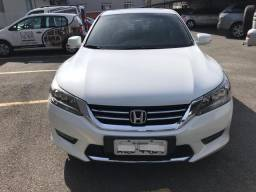 Honda Accord EX 3.5 V6 24V Automático Branco 2013/2014 - 2014