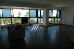 Amplo apartamento na orla da Pajuçara com 250 m², 3/4 (uma suíte)