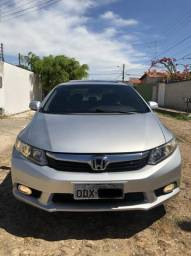 Honda civic EXS o mais top - 2012
