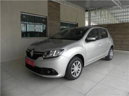 Renault Sandero 1.6 expression 8v flex 4p manual - 2017