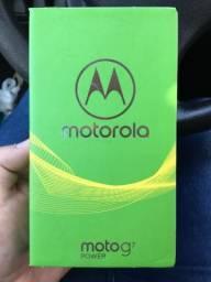 Moto G7 Power (Novo Lacrado)