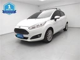Ford Fiesta 1.6 titanium hatch 16v flex 4p automático - 2014