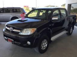 Toyota hillux srv diesel 4x4 2008 - 2008