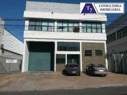 Galpão para Locação Distrito Industrial João Narezzi