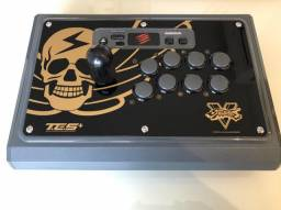 Controle Arcade Madcatz Street Fighter V - Tes+