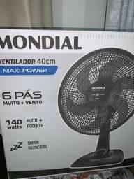 Ventilador mondial 40 cm 6 pas