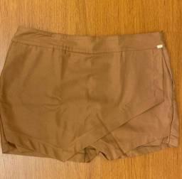 Short saia tamanho 52