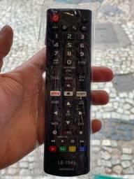 Controle smart tv