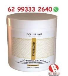 Pó Descolorante EverBlond Dollus Hair 500g