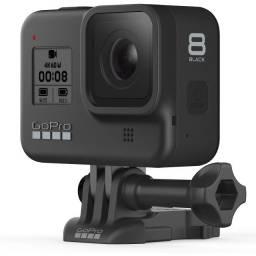 Câmera Gopro Hero 8 Black Lacrada Original Pronta Entrega + brinde R$ 3149