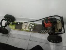 Skate motorizado!!! Leia!!!!!