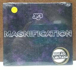 CD Yes - Magnification